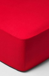 Schlossberg-Spannbettlaken-Satin-Uni-scarlet
