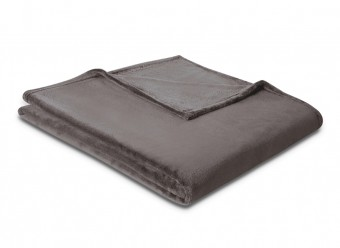 Biederlack-Plaid-Soft-&-Cover-taupe