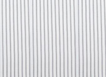 Christian-Fischbacher-Spannbettlaken-Streifen-Fil-a-Fil-Weiß-Grau
