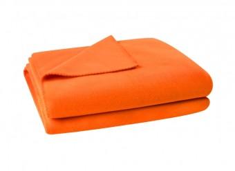 Zoeppritz Kuscheldecke Soft Fleece amber