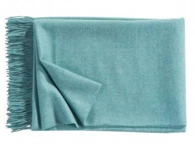 Vorschaubild christian fischbacher plaid alpaka puro aquamarine 519
