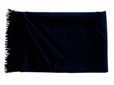 Vorschaubild christian fischbacher plaid alpaka puro navy