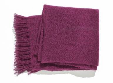 Vorschaubild christian fischbacher plaid mohair senso violett