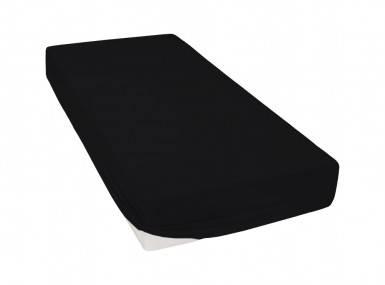 Vorschaubild curt bauer spannbettlaken-jersey-schwarz