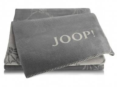 Vorschaubild joop plaid cornflower double ash graphit