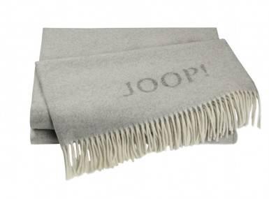 Vorschaubild joop plaid fine doubleface graphit rauch