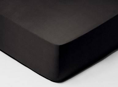 Vorschaubild schlossberg spannbettlaken satin noir