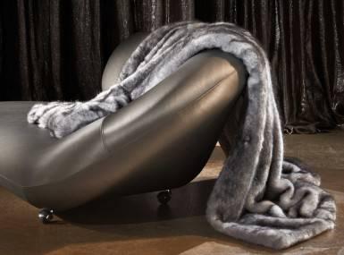 Vorschaubild webpelz plaid grey wolf