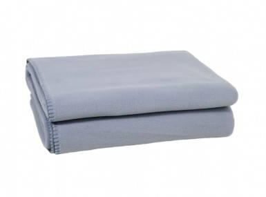Vorschaubild zoeppritz soft fleece tagesdecke wasser blau